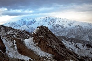 Pogled na Alamut