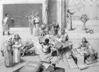 Uticaji arapske kulture na Evropu