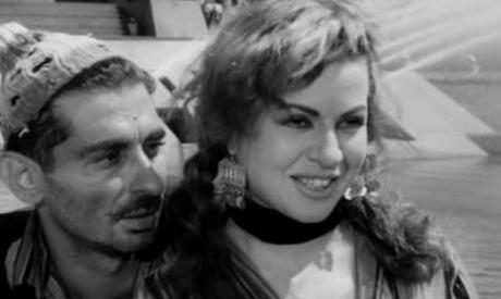 Gvozdena kapija (1958), Jusef Šahin i Hind Rostum