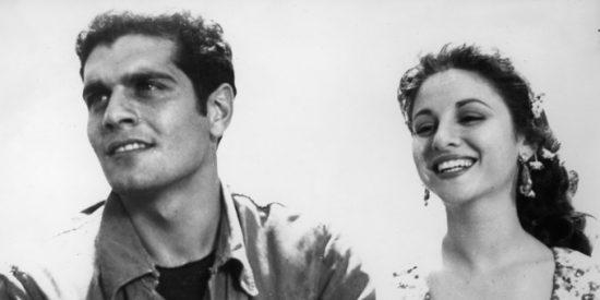 Siraa Fil-Wadi (1954), Omar Šerif i Faten Hamama