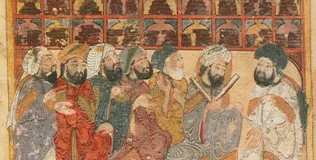 Početak prevodilačkog pokreta kod Arapa